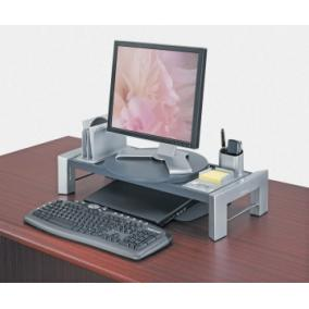 Monitorállvány, FELLOWES Professional Series™ Flat Panel Workstation