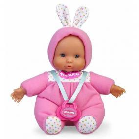 Nenuco - pici baba rózsaszínű ruhában