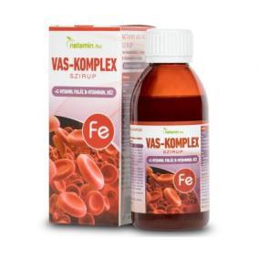 Netamin vegán vas-komplex szirup [150ml]