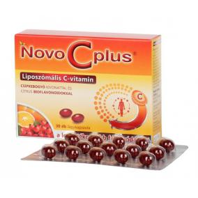 Novo c plus liposzómális c-vitamin [30 db]