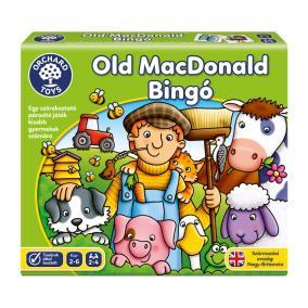 Orchard Toys Old MacDonald bingó