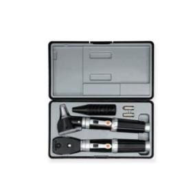 Otoszkóp oftalmoszkóp készlet 2 nyéllel EM T100, VM P100