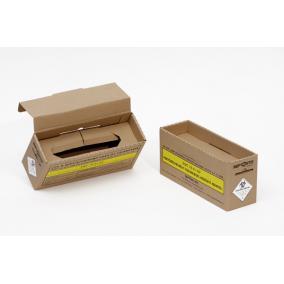 Veszélyes hulladékgyűjtő papír /1L/