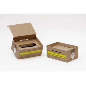 Veszélyes hulladékgyűjtő papír /2L/