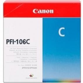 Canon PFI-106 [C] tintapatron (eredeti, új)