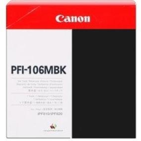 Canon PFI-106 [MBK] tintapatron (eredeti, új)