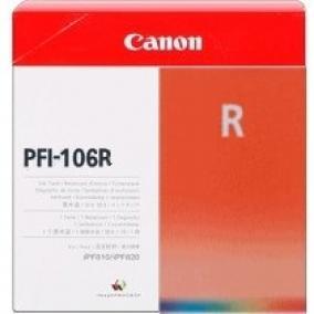 Canon PFI-106 [RED] tintapatron (eredeti, új)