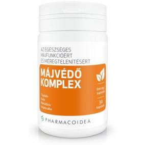 Pharmacoidea Mentalfitol Májvédő Komplex kapszula [30 db]