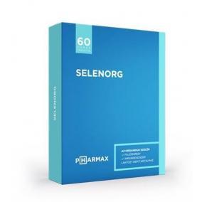 Pharmax selenorg tabletta [60 db]