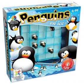 Pingvincsúszda Smart Games