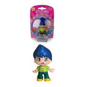 Pinypon - baba kék hajjal, 11-es széria