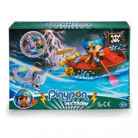Pinypon Action - kalózhajó