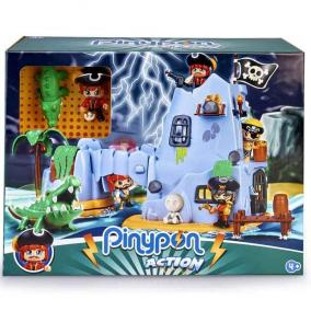 Pinypon Action - kalózok szigete