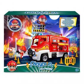 Pinypon Action - nagy tűzoltóautó