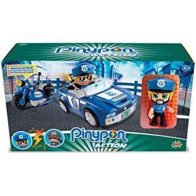 Pinypon Action - rendőrségi járművek