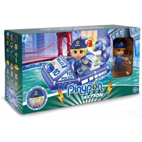 Pinypon Action - rendőrségi járőr hajó
