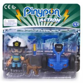 Pinypon Action - rendőrségi segway
