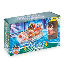 Pinypon Action - vízimentő hajó