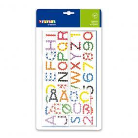 Playbox Forma - betűk és számok