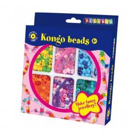 Playbox Kreatív szett - kongó gyöngyei