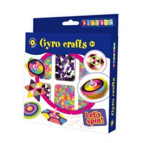 Playbox Kreatív szett - pörgettyűk