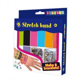 Playbox Kreatív szett - stretch karkötő készítő