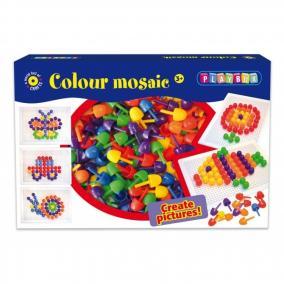 Playbox Kreatív szett - színes mozaik