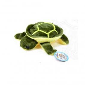 Plüss teknős, kicsi
