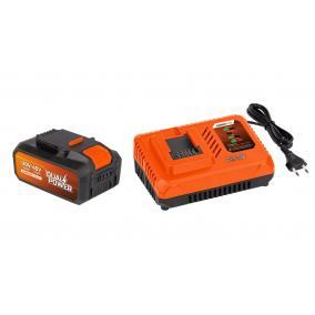 PowerPlus Dual Power akkutöltő 20V/40V + Li-Ion akkumulátor 40V 2,5Ah POWDP9064