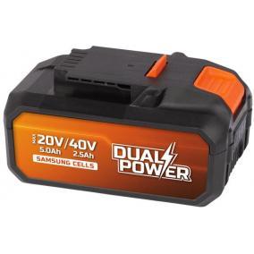 PowerPlus Dual Power Li-Ion akkumulátor 40V 2,5Ah POWDP9037 Samsung