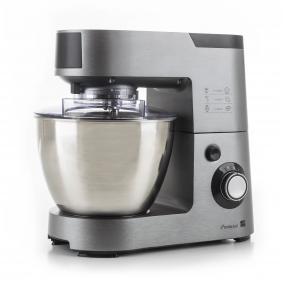 Promesso konyhai robotgép, acél szürke - 1500W