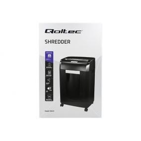 QOLTEC Shredder ACRI konfetti 23L