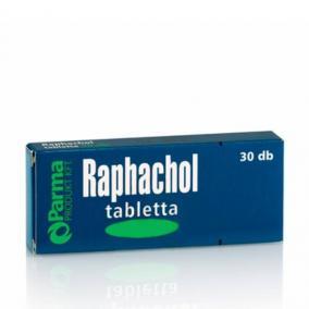 Raphachol tabletta [30 db]
