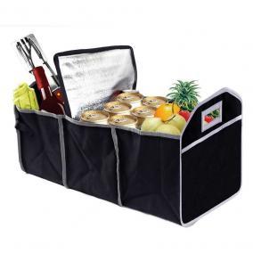 Tároló csomagtartóba, hűtőtáskával