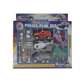 Rendőr szett sok kiegészítővel