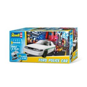Revell Build & Play - Ford Police Car 1:25 (6112)