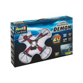Revell RC Quadcopter Long Flight Cam-Copter DEMON (23876)
