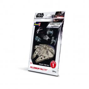 Revell Star Wars Millenium Falcon easy click 1:241