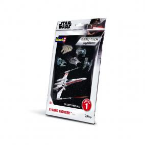 Revell Star Wars X-Wing Fighter  easy click 1:112