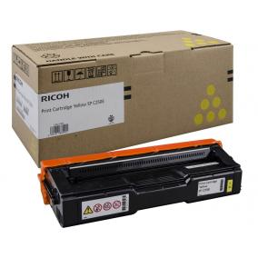 Ricoh SP C250E toner [Y] (eredeti, új)
