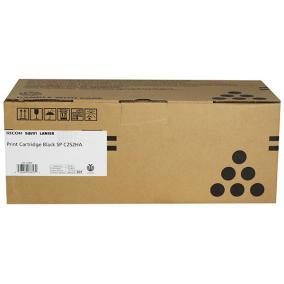 Ricoh SP C252UHY toner [BK]  (eredeti, új)