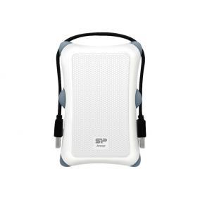 SILICONPOW SP000HSPHDA30S3W Silicon Power External 2,5 HDD case A30 SATA, USB 3.0, Anti-Shock, White