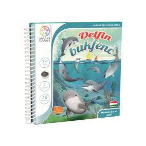 Smart Games Delfin bukfenc logikai játék