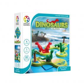 Smart Games Dinoszauruszok - Varázslatos szigetek logikai játék