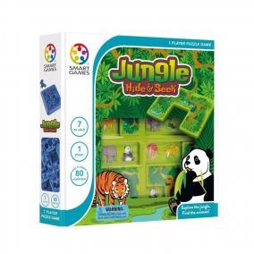 Smart Games Dzsungelrejtő logikai játék