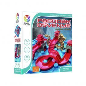 Smart Games Pagodák ösvénye - Sárkány kiadás