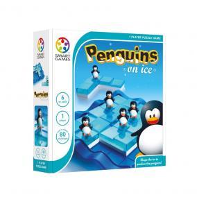 Smart Games Pingvincsúszda logikai játék