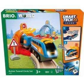Smart Tech Interaktív alagút szett 33974 Brio
