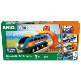 Smart Tech kezdő vonatszett 33971 Brio