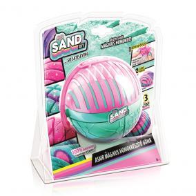 So Sand ASMR mágikus homokkészítő gömb készlet